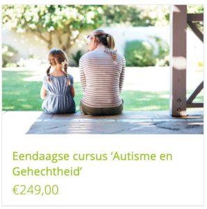 Eendaagse cursus Autisme en Gehechtheid